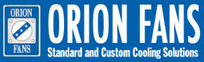 logo for Orion Fans