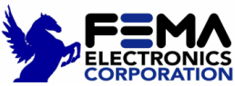 logo for FEMA Electronics Corporation